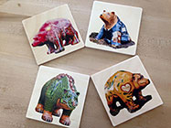 Bear Fever Coasters 2016
